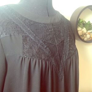 EXPRESS Gorgeous Blouse Victorian Inspired
